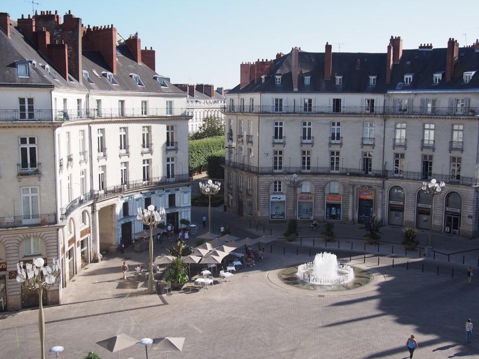 Place Graslin Nantes