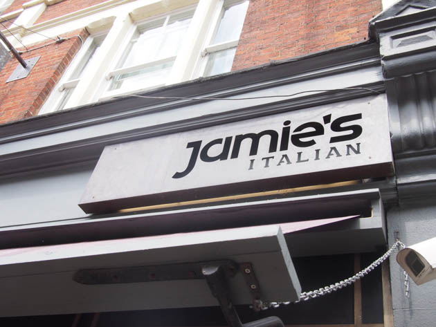 Jamie Oliver Oxford
