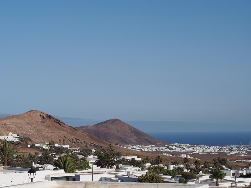 Vue Lanzarote