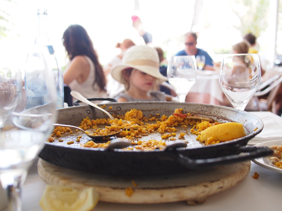 paella à Valencia