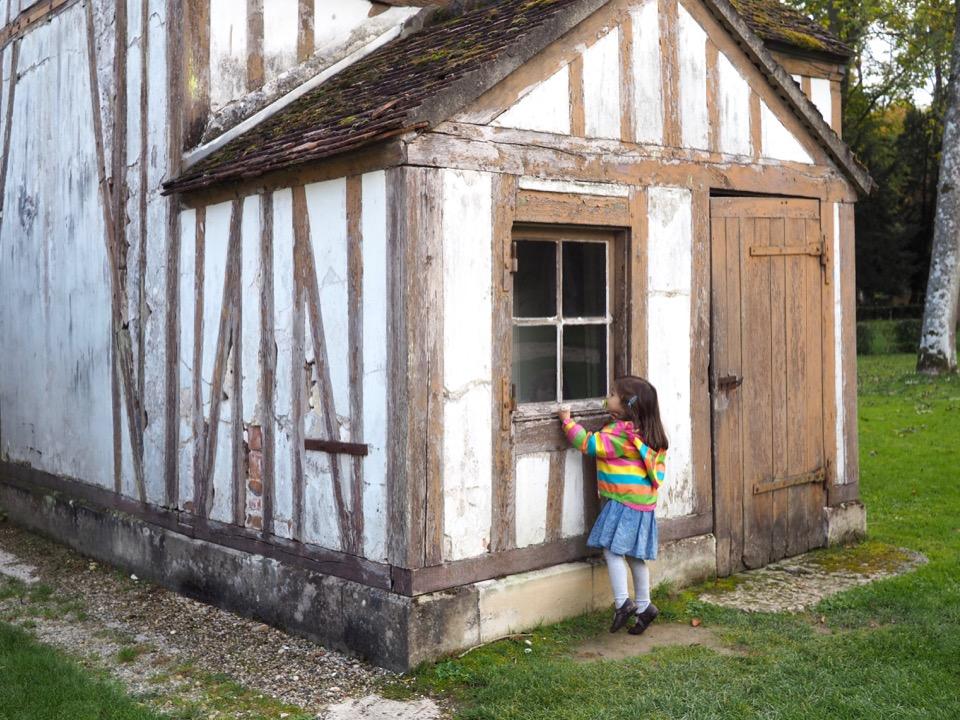 chateau de chantilly le hameau