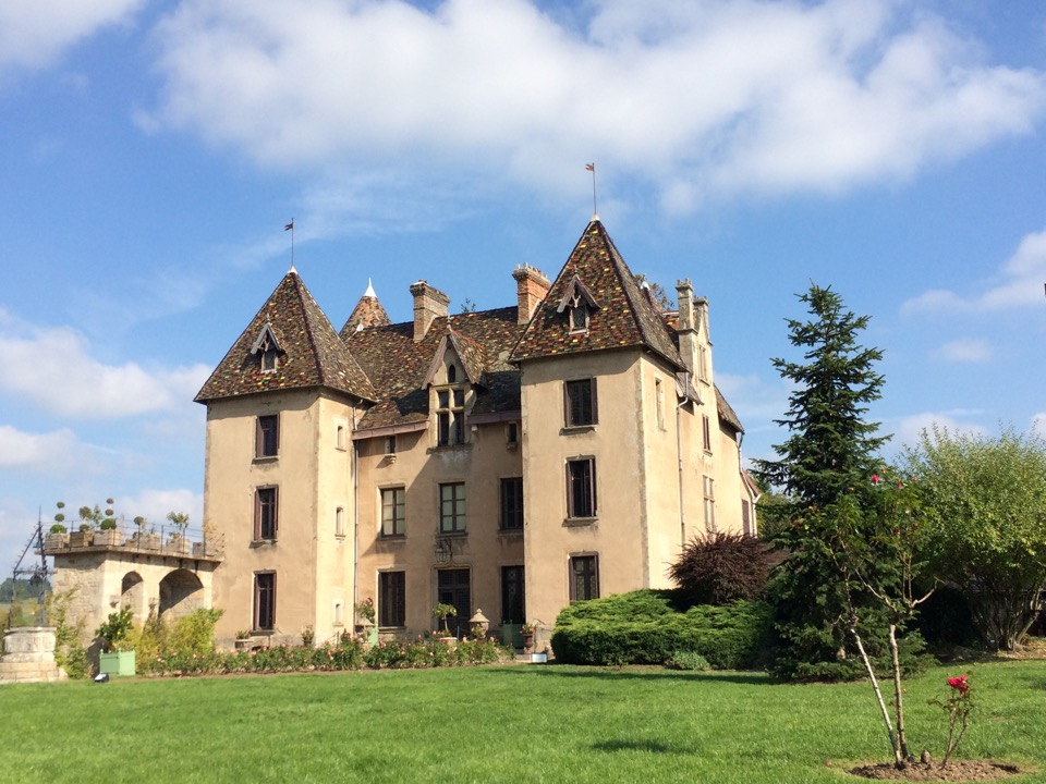 chateau de couches