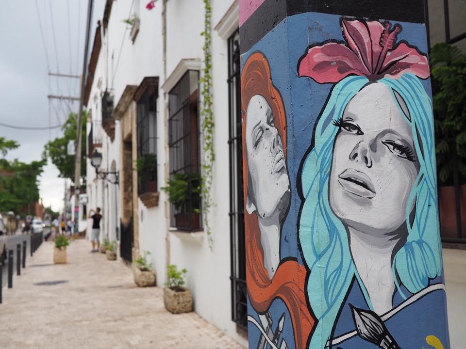 Visite de Santo Domingo