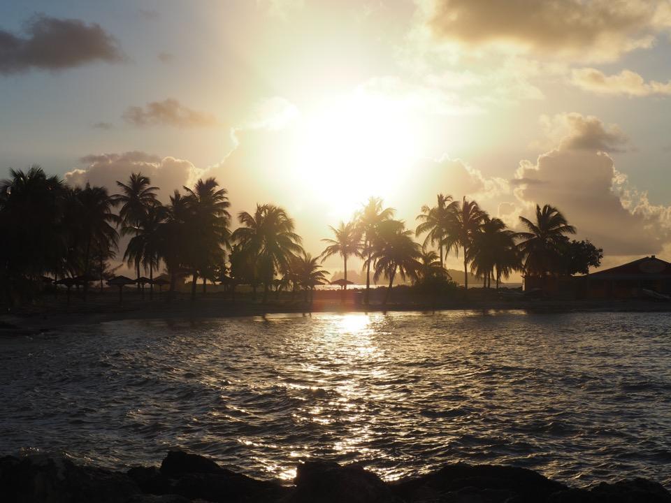 Les îles de Guadeloupe