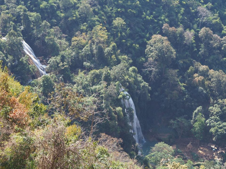 Anisakan falls