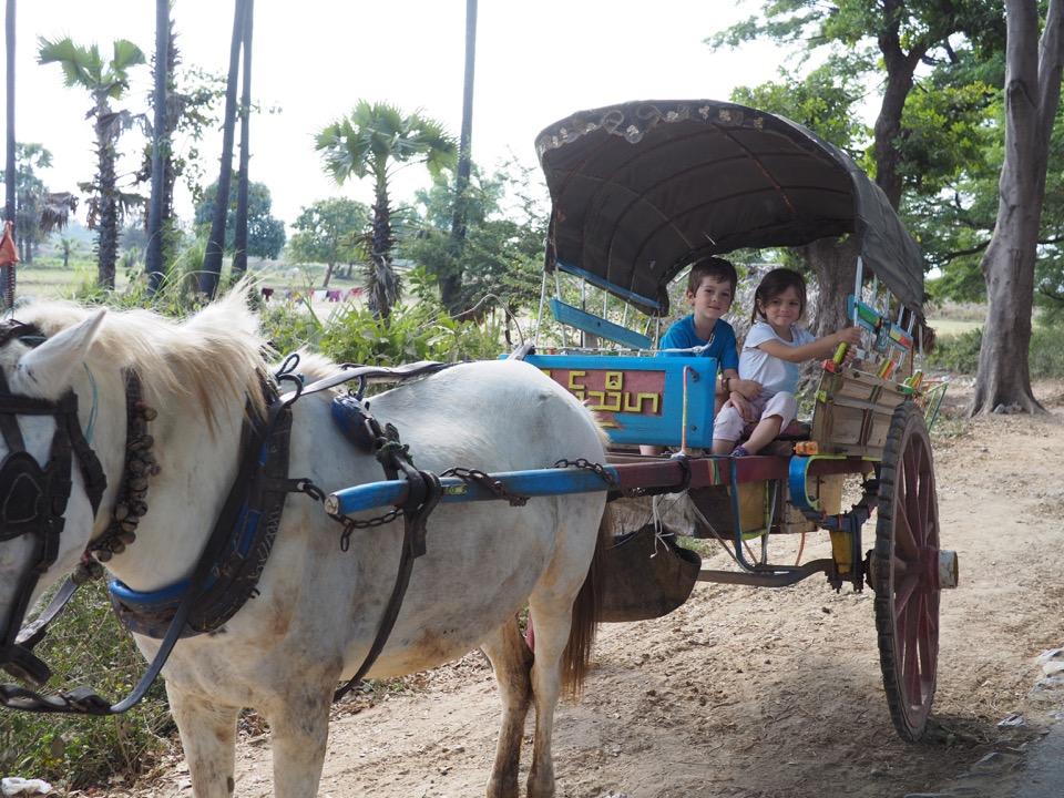 visiter Inwa Myanmar