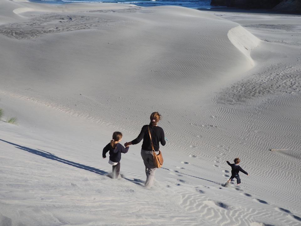 Nouvelle-Zélande en famille
