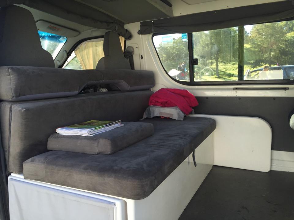 voyager en campervan