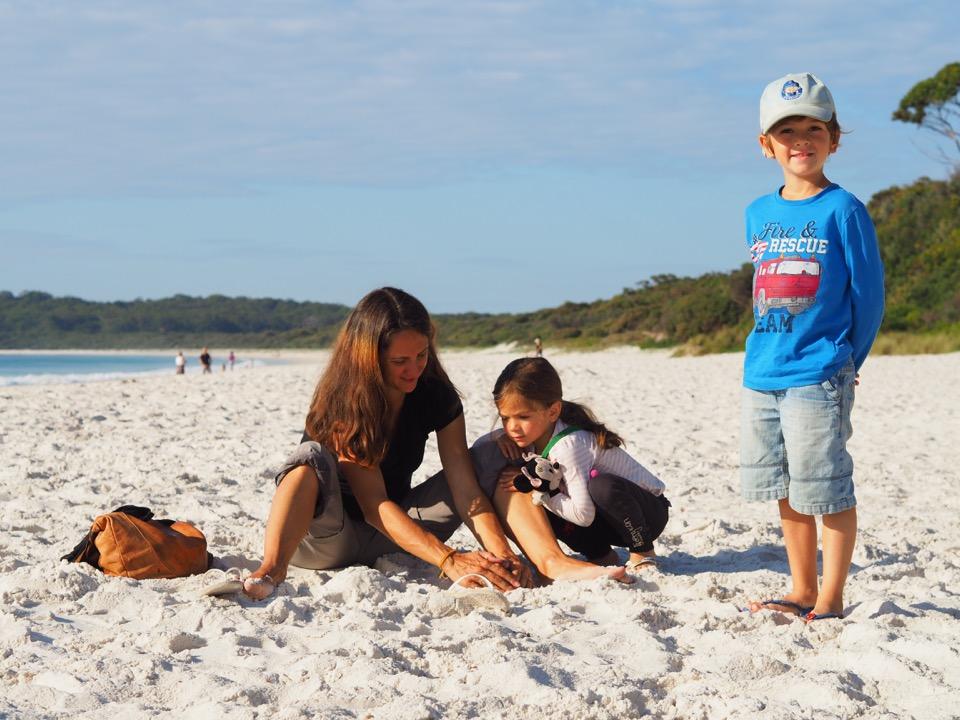 roadtrip Australie en famille