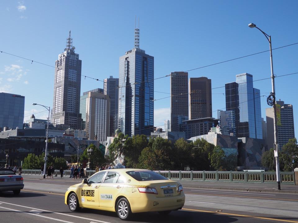 Melbourne en famille