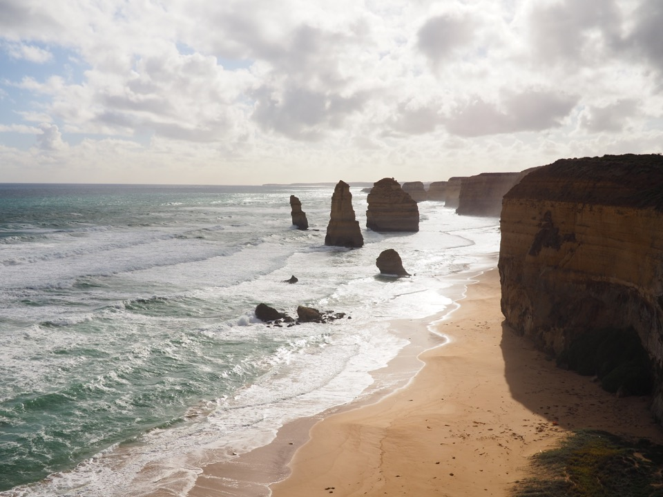 The Great Ocean Road en famiille