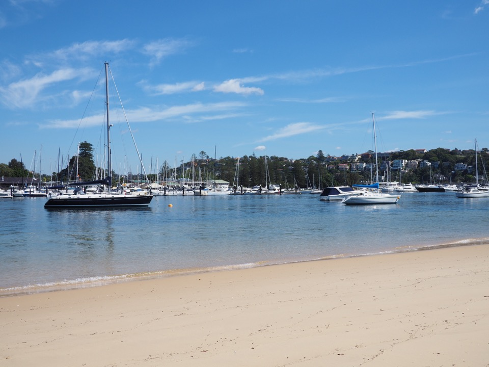 plages baie de Sydney