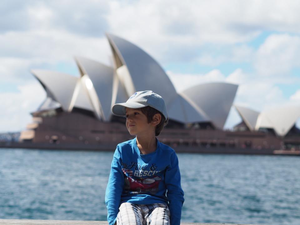 visiter Sydney en famille