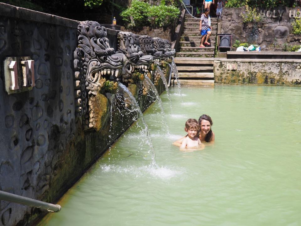 Voyage à Bali en famille