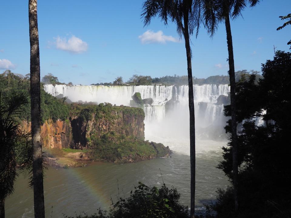 chutes Iguazu conseil visite