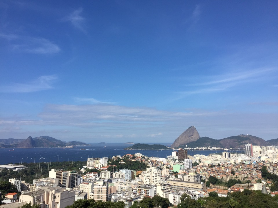 Vues sur Rio