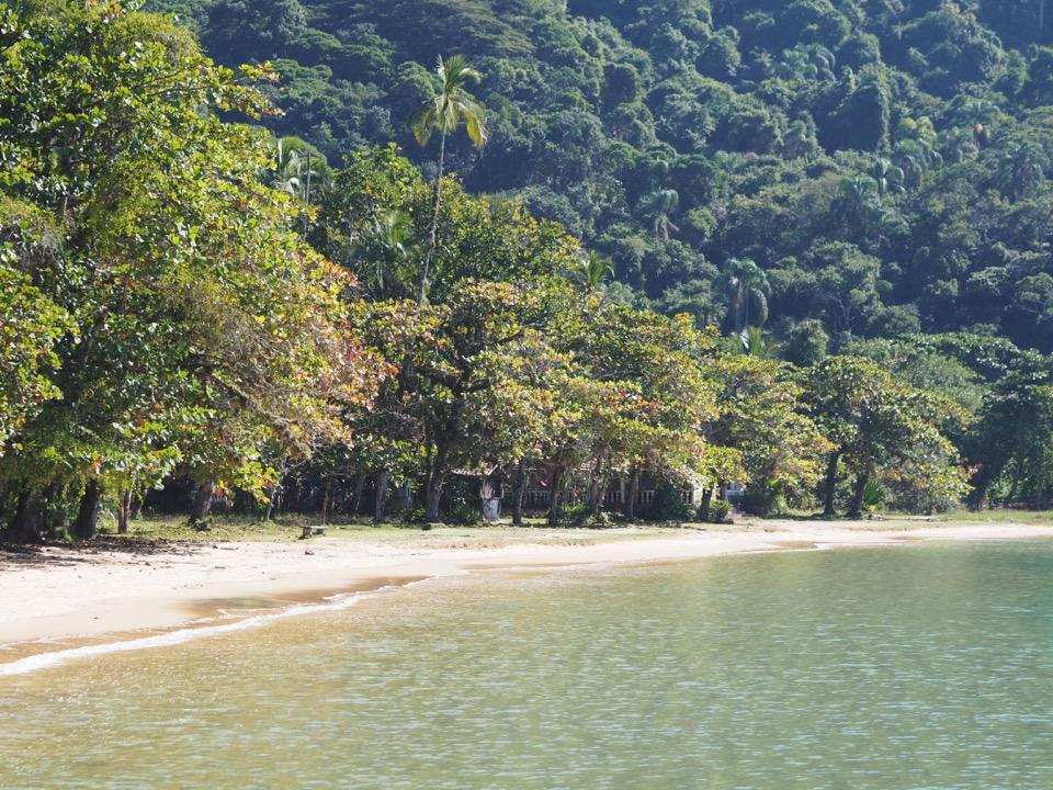Ilha Grande en famille