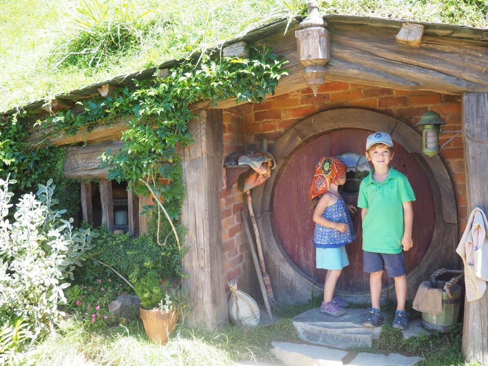 Hobbiton Nouvelle Zelande