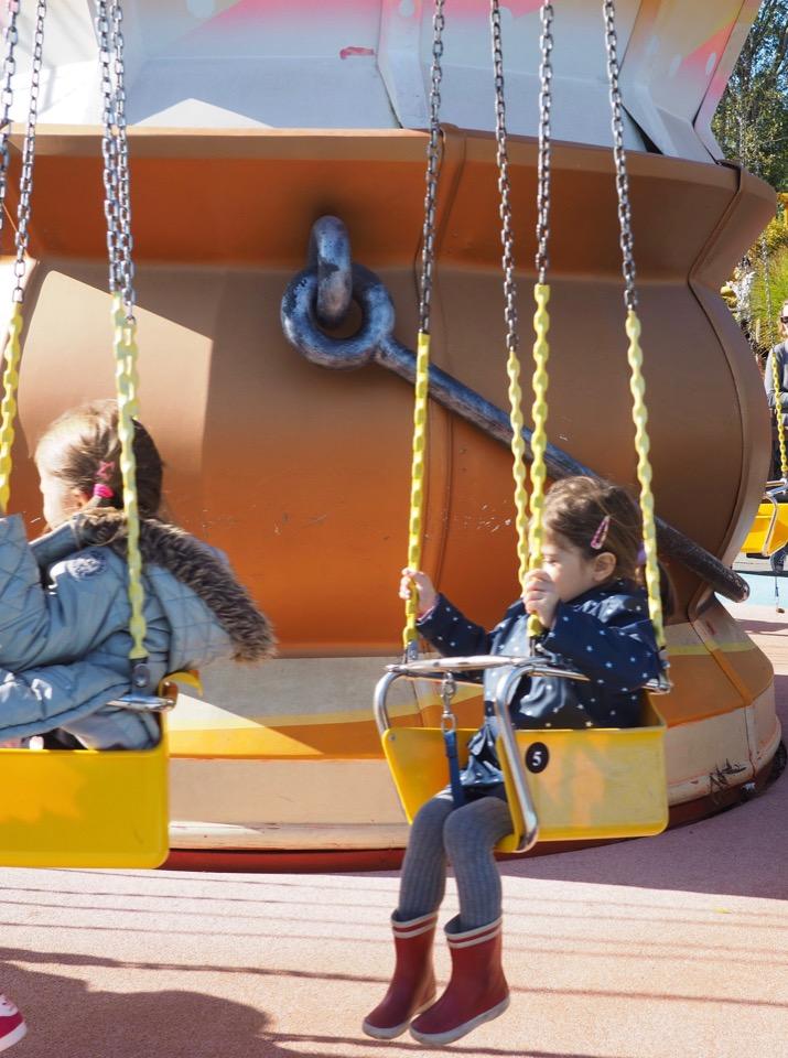 Parc Asterix pour les petits