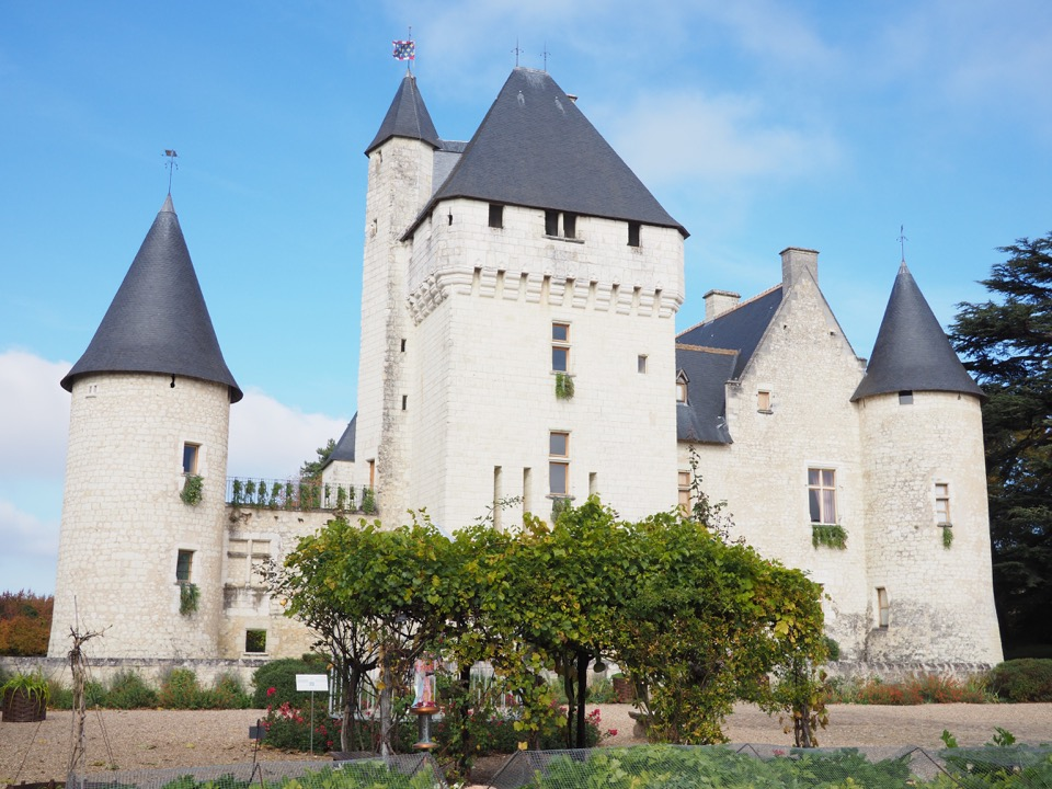 visiter château du rivau