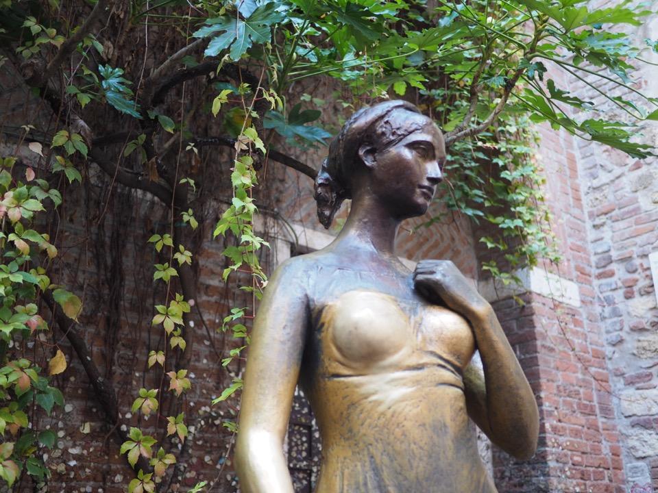 Juliette à Vérone