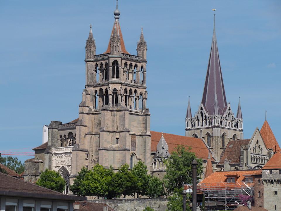 visiter Lausanne