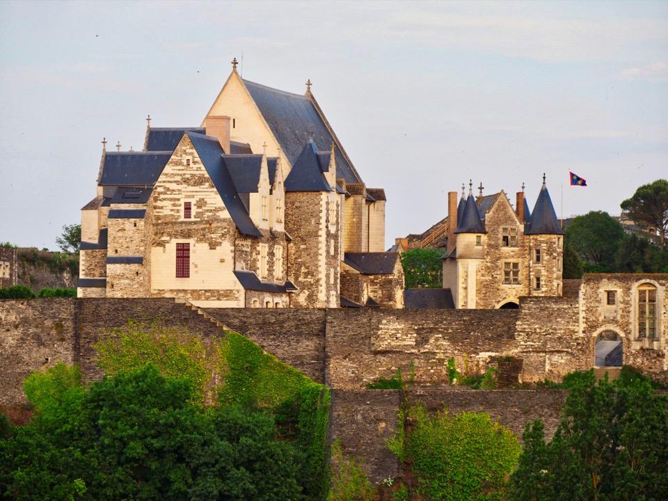 visiter Angers et l'Anjou