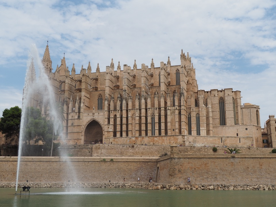 cathedrale a Palma