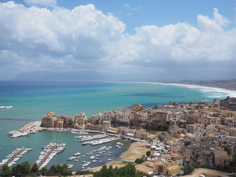 la mer en Italie