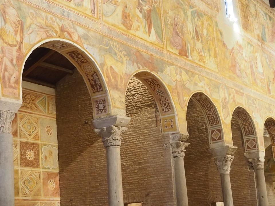 fresques Pomposa