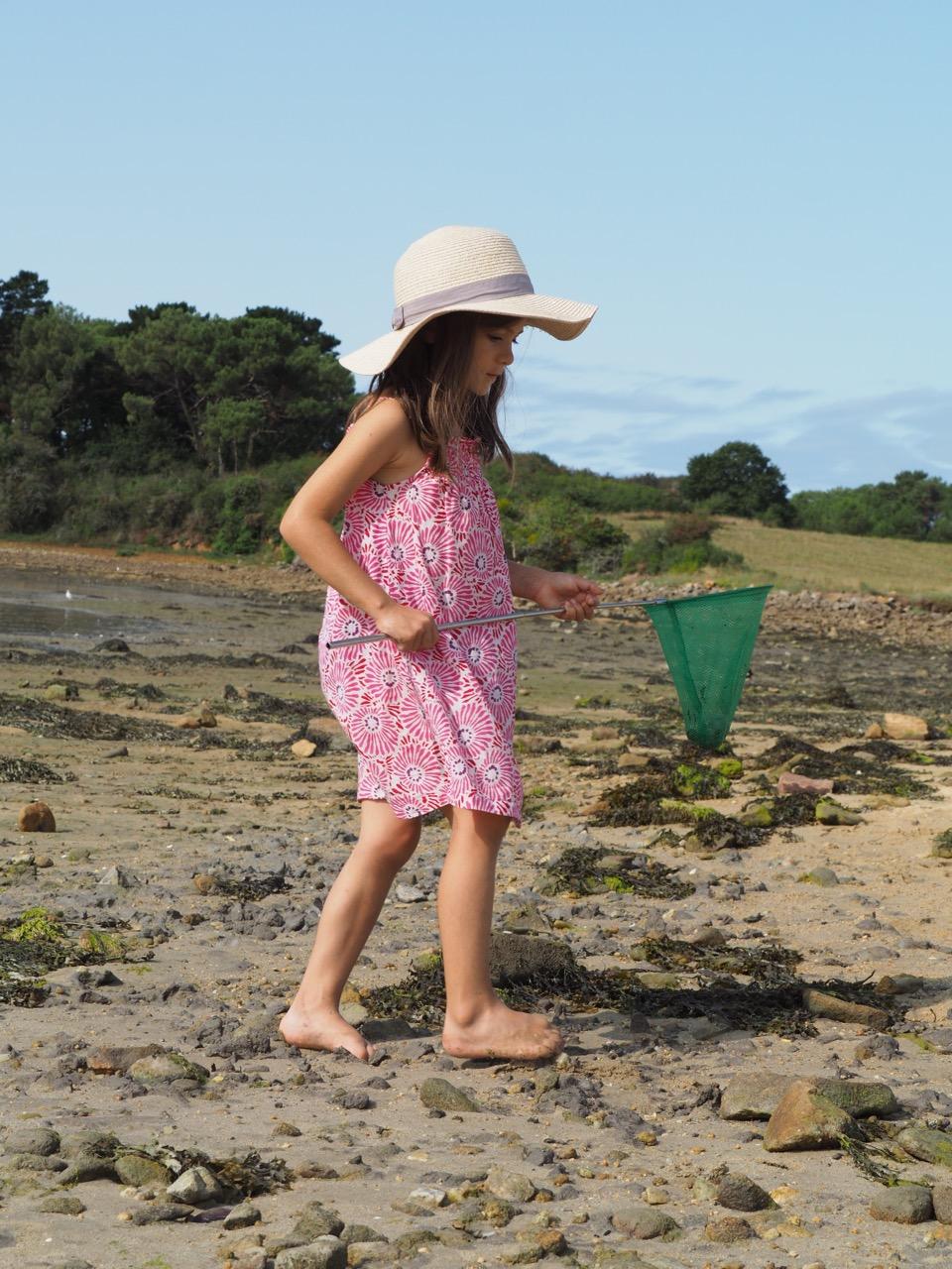 en famille dans le Golfe du Morbihan
