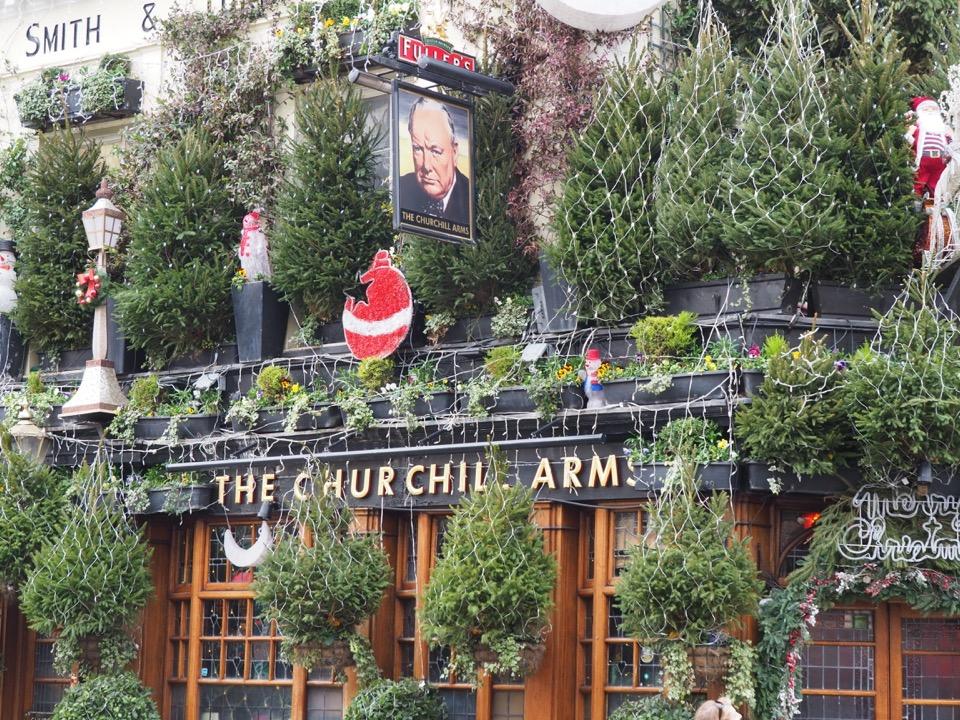Notting Hill à Noël