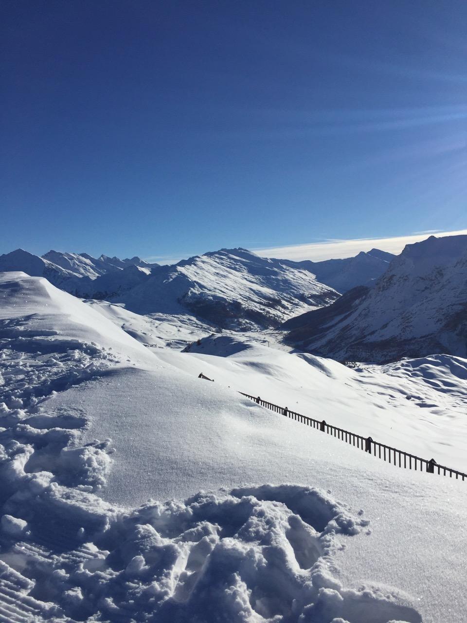 ski en famille à Montgenèvre