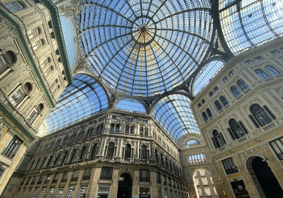 galerie Umberto Ier Naples