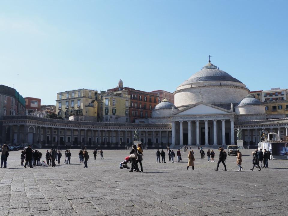 centre de Naples
