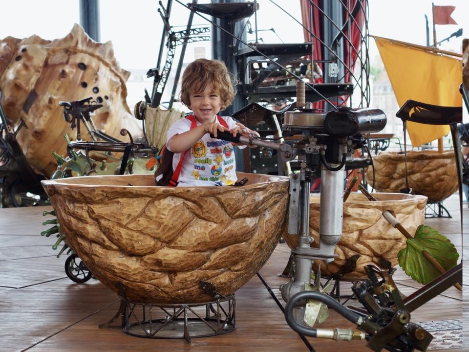 carrousel nantes