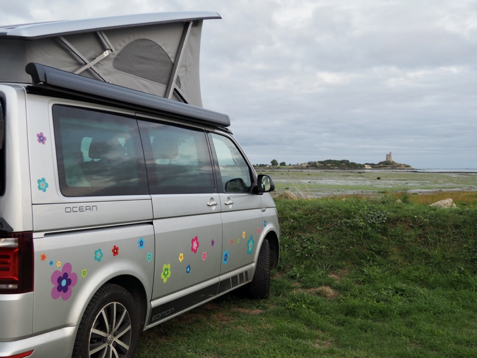 cotentin en campervan
