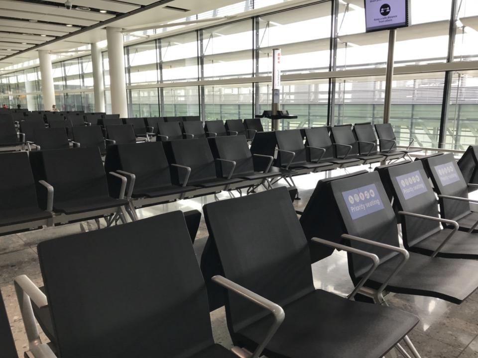 aeroport covid