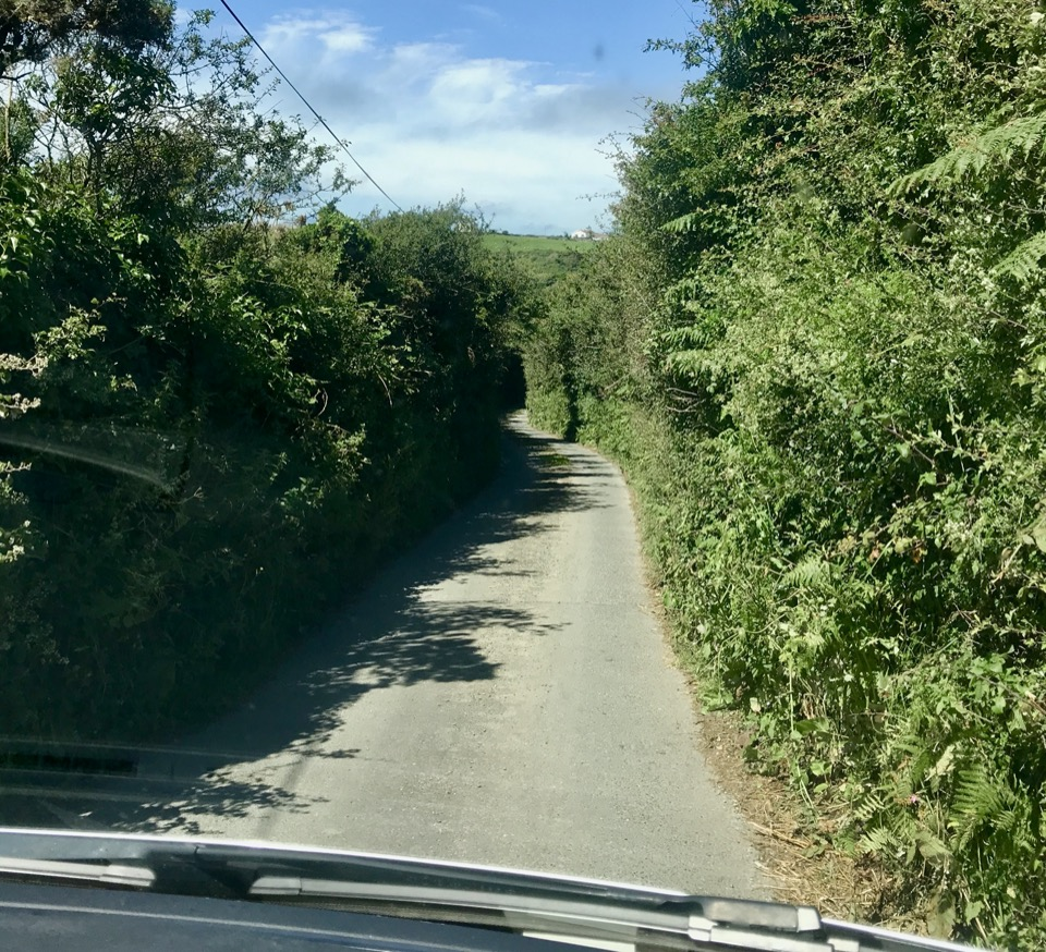 road trip cornouailles