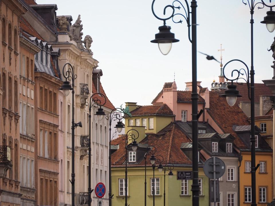 citytrip varsovie