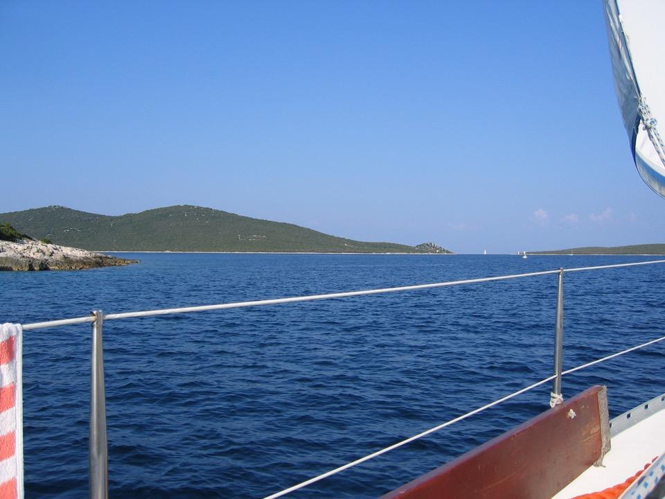 croatie en voilier