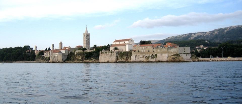 semaine voile croatie