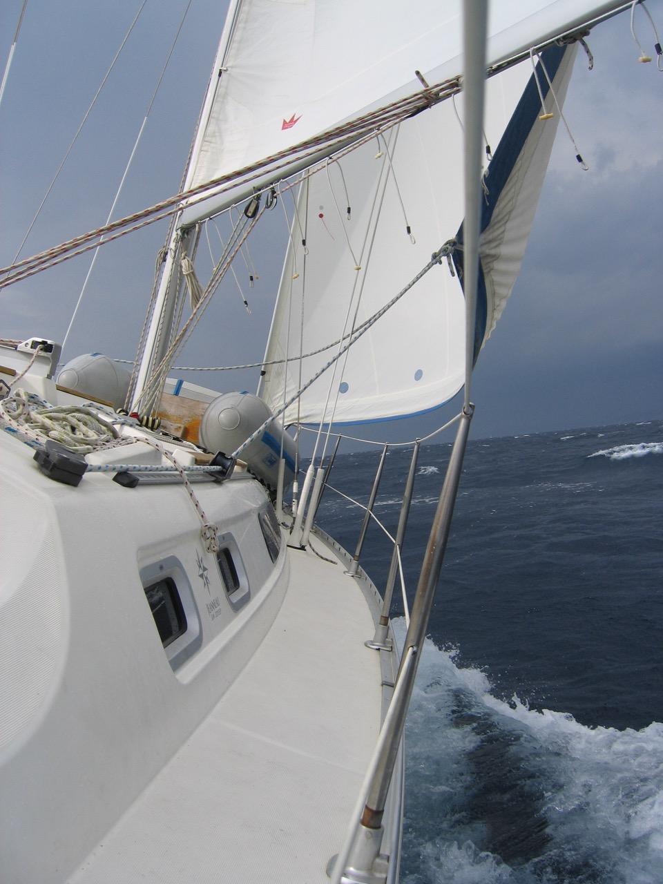 la croatie en voilier