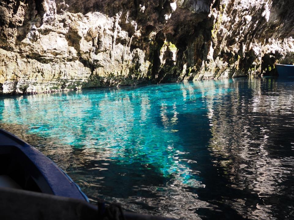grotte Melissani
