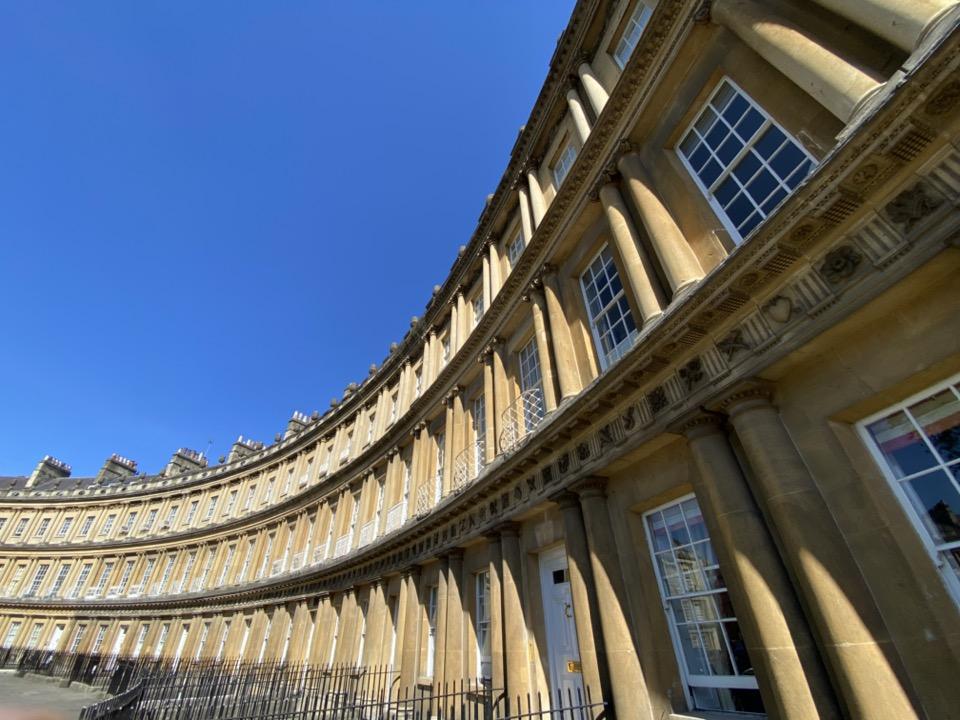visiter Bath