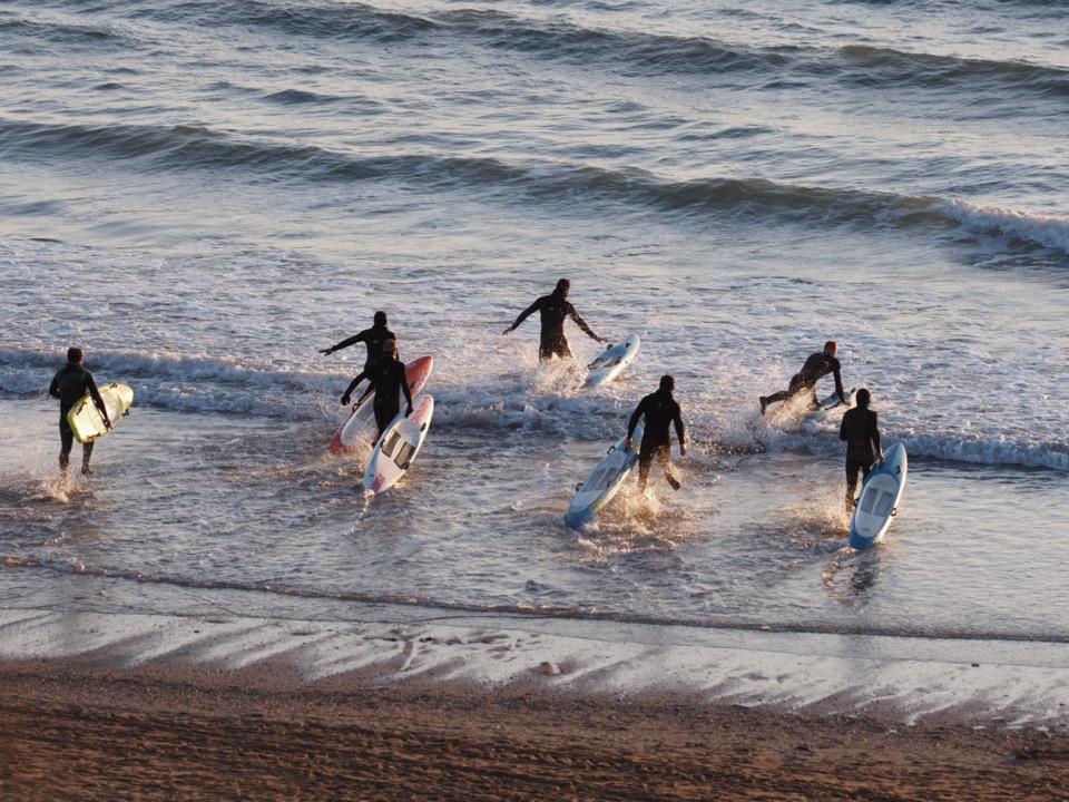surf Devon